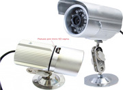 Видеокамера-регистратор NOVA 660sd (уличная) новая